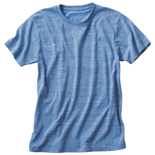 DM101 Authentic Tri-Blend T-shirts