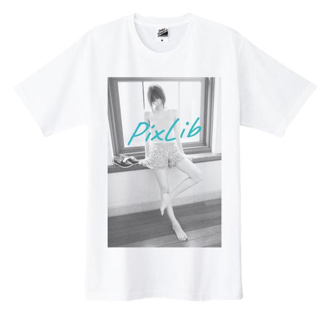 PixLib-Tシャツ