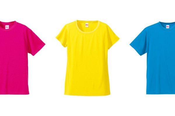 人気のドライTシャツを大幅値下げ