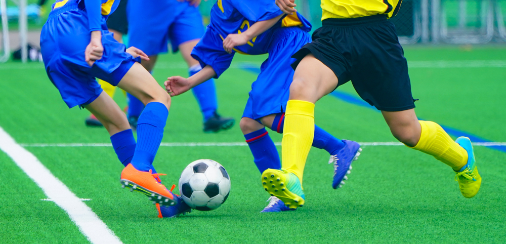 サッカーやフットサルに最適!目立つチームTシャツの作り方