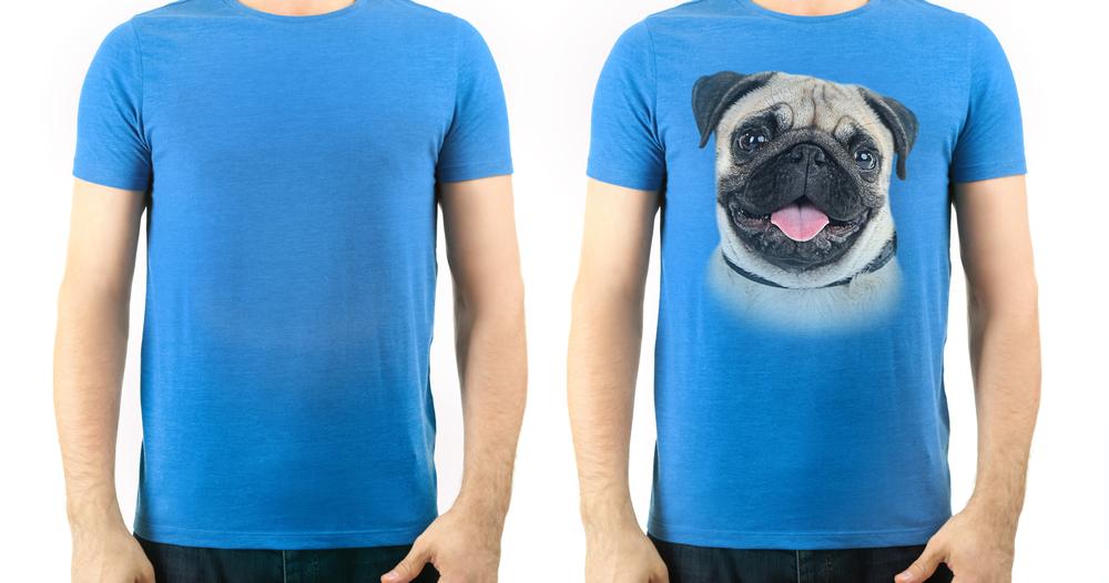 インスタ映え必至!ペットの写真をTシャツにプリントしよう