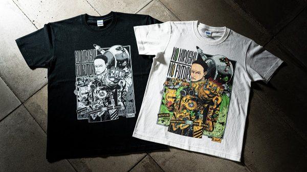 jbstyle. x 松山 洋(サイバーコネクトツー)最高にクールなクリエイターズ・コラボ Tシャツ!