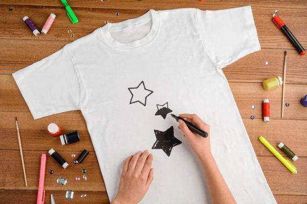 初心者でも簡単?!オリジナルTシャツにおけるデザイン作成のコツ