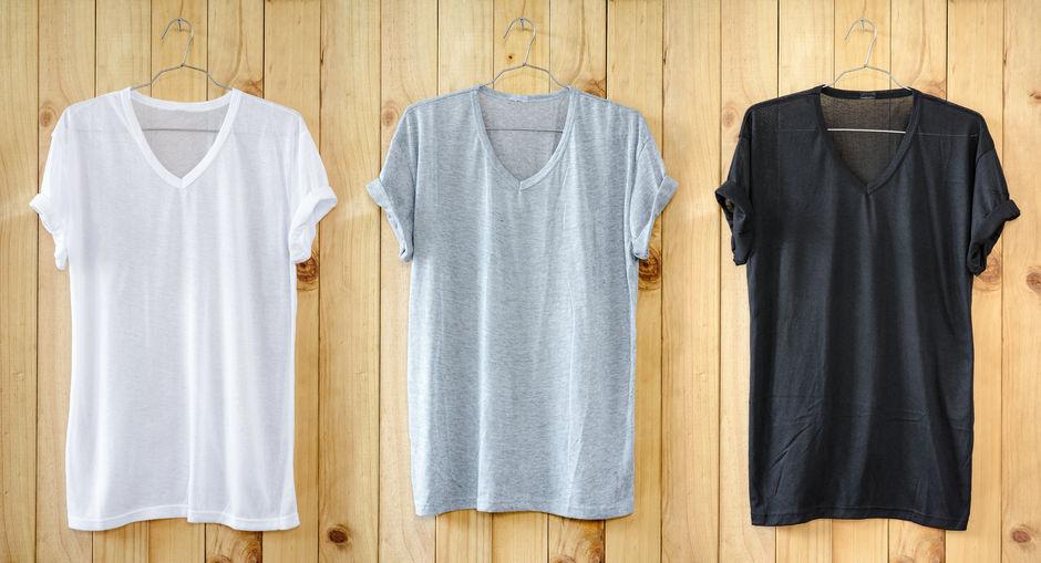 オリジナルTシャツのアイロンがけの手順