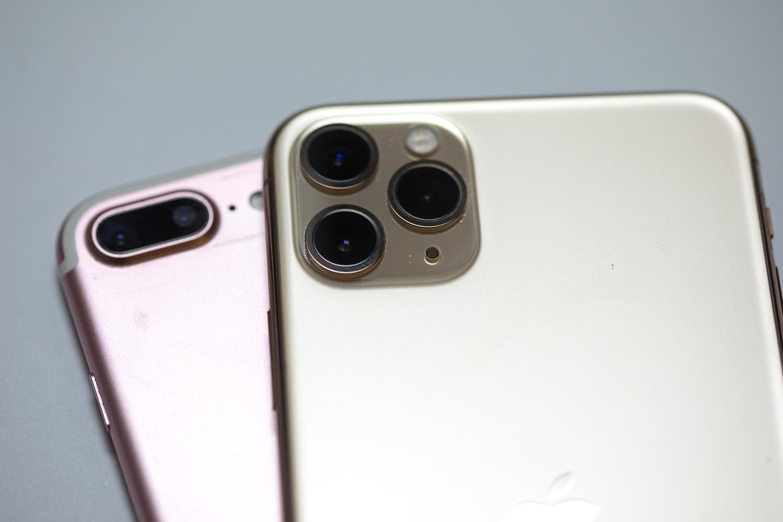 スマホカメラはすでにコンデジ化?大型センサー搭載スマホが狙い目