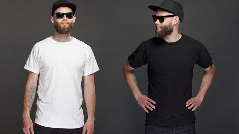 白か黒かになってしまう•Tシャツの色選びのポイントとカラー別コーデ