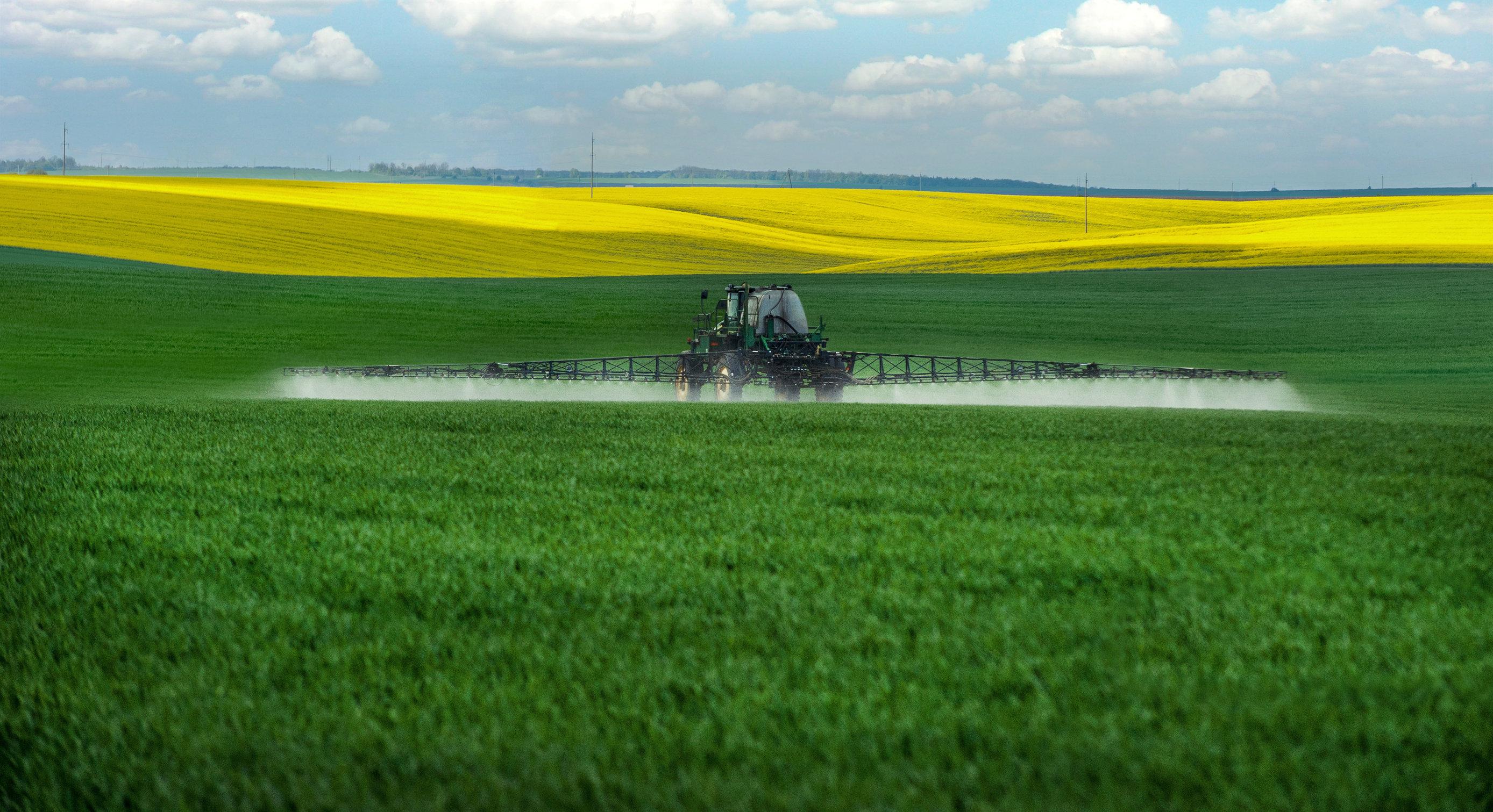 農作物のなかでも最も水源を汚染しやすいのが綿花栽培