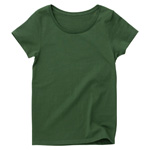 DL023 Basic Oval T-Shirts