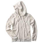 DM106 Authentic Tri-Blend Zip Parka