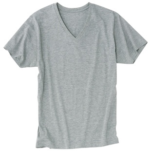DM302 Basic V Neck T-shirts